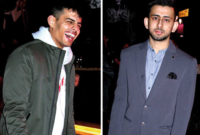 (L) Utkarsh (R) Abu Fahad (BCCL/ Arvind Kumar)