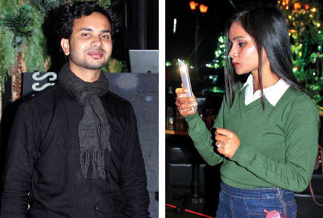 (L) Arish (R) Anuradha (BCCL/ Arvind Kumar)