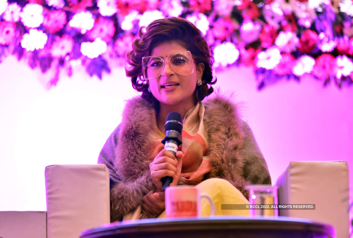 Tahira Kashyap attends an event organised for cancer survivors