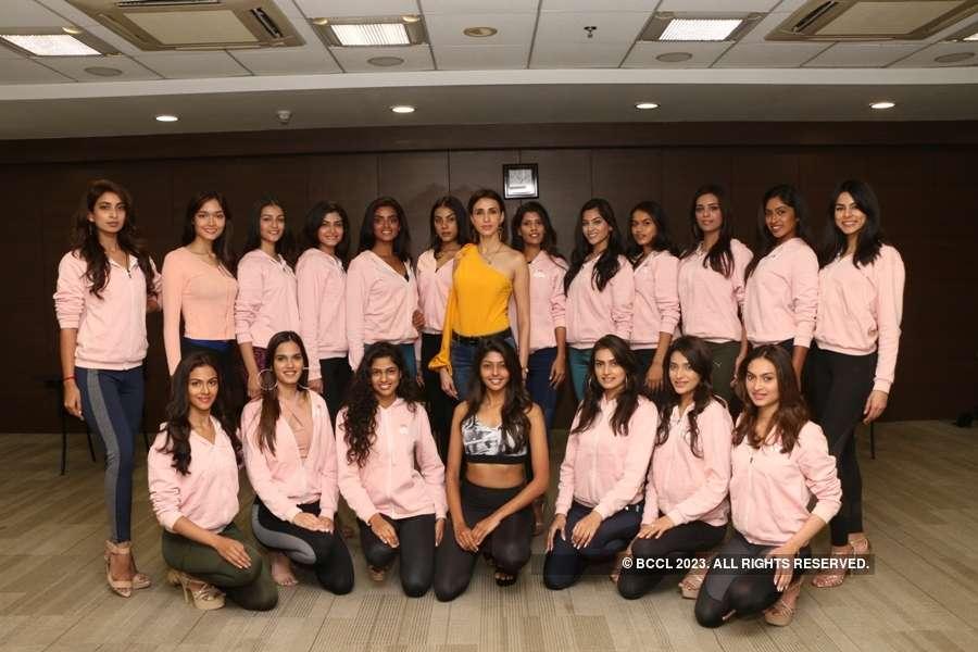 LIVA Miss Diva 2020 finalists: Ramp walk session with Alesia Raut