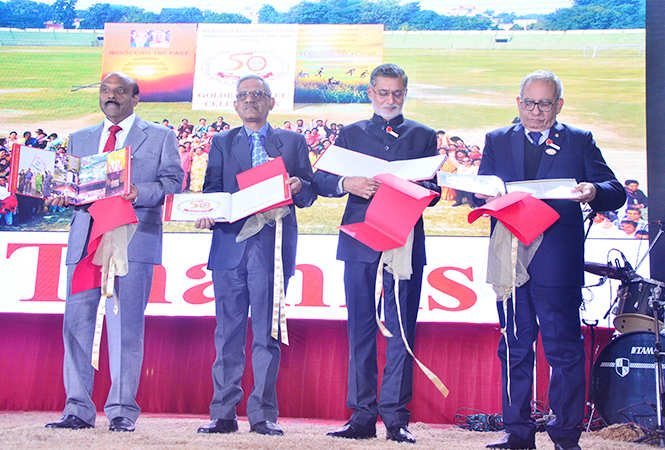 KV Vincent, Sudhir Joshi, Atul Sood, SK Khanna (BCCL)