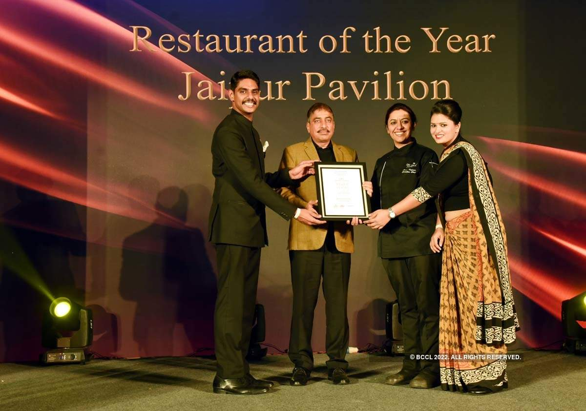 Times Food and Nightlife Awards 2020 - Jaipur: Winners