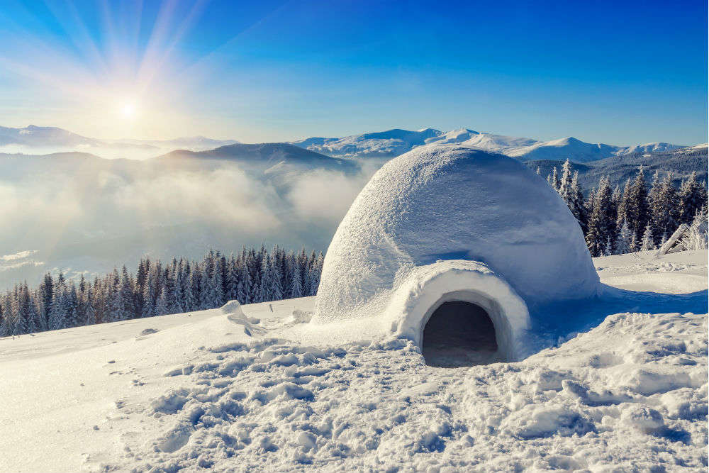Igloo accommodations in Manali are making tourists happy