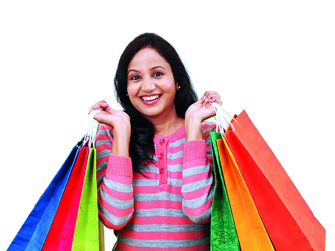 Don't confuse love of shopping with addiction