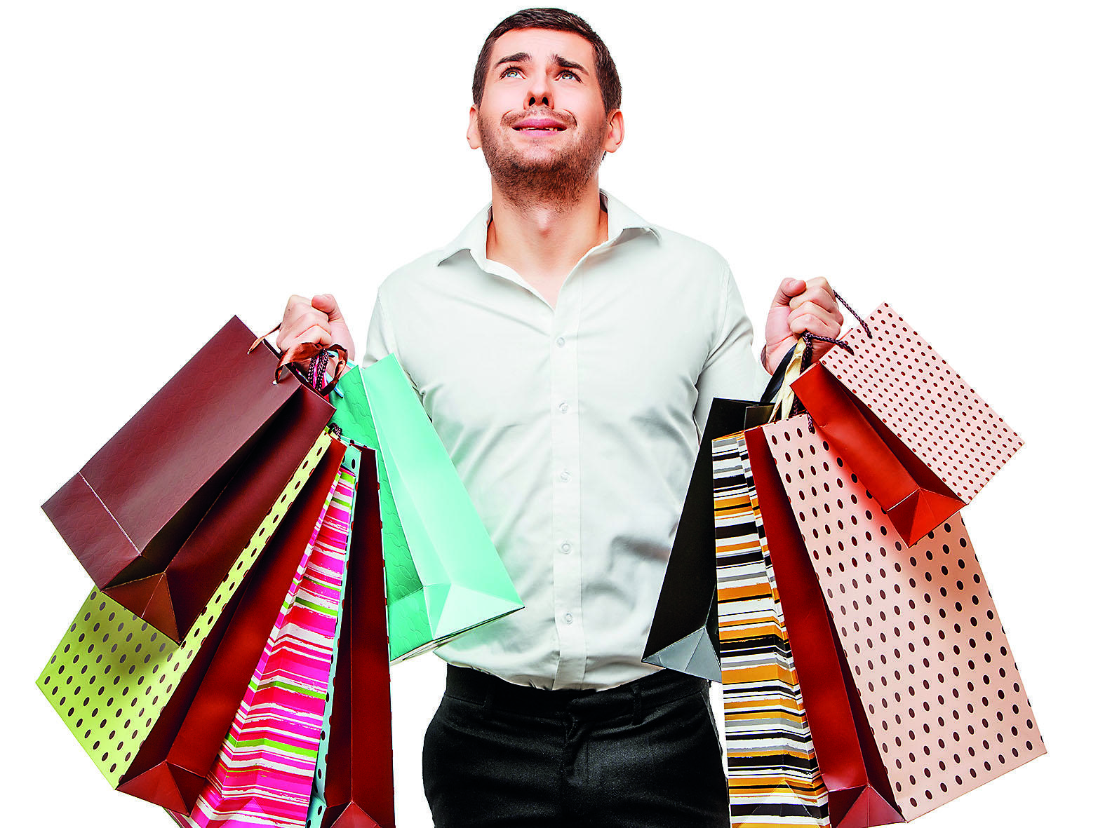 'Men are compulsive shoppers, too'