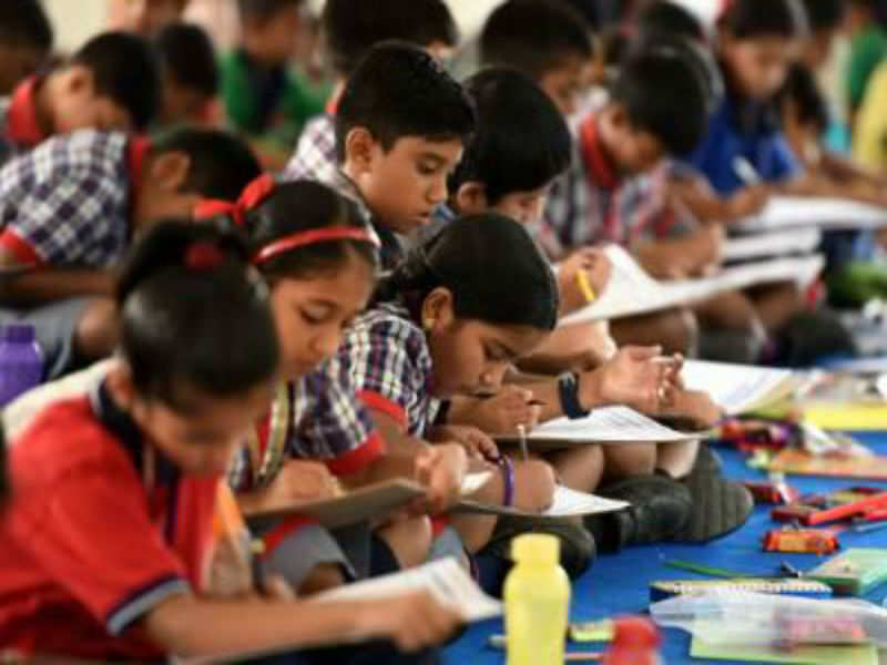Maharashtra schools to have single lottery round for admission of EWS students