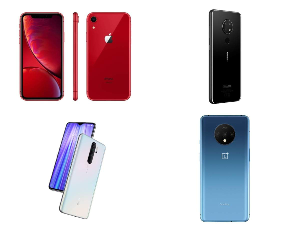 Amazon Great Indian Sale day 1: 12 smartphones from Apple, OnePlus, Xiaomi and others available at a discount of up to Rs 27,000
