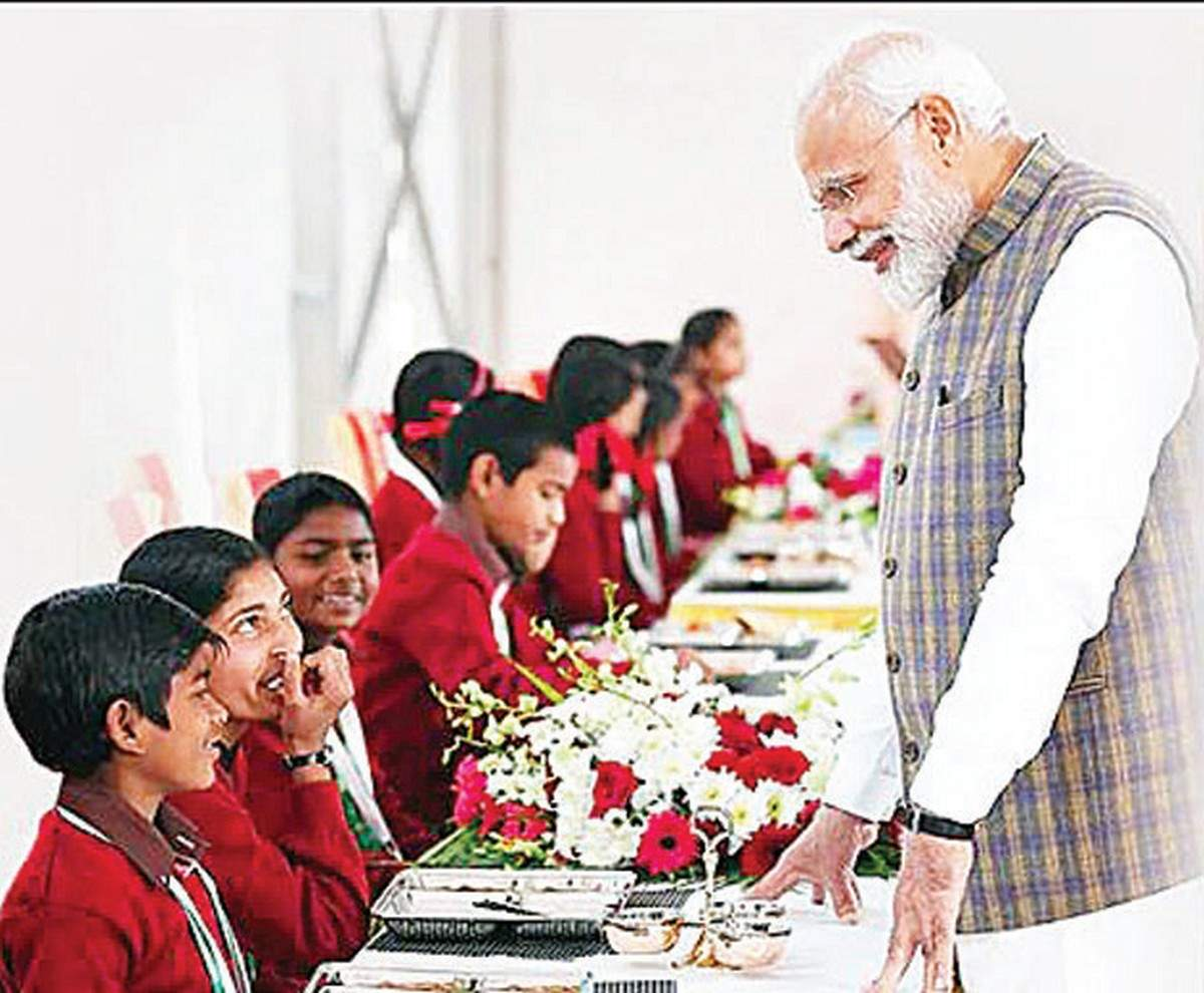 Pariksha Pe Charcha 2020: Prime Minister Modi urges students to not give up due to failure