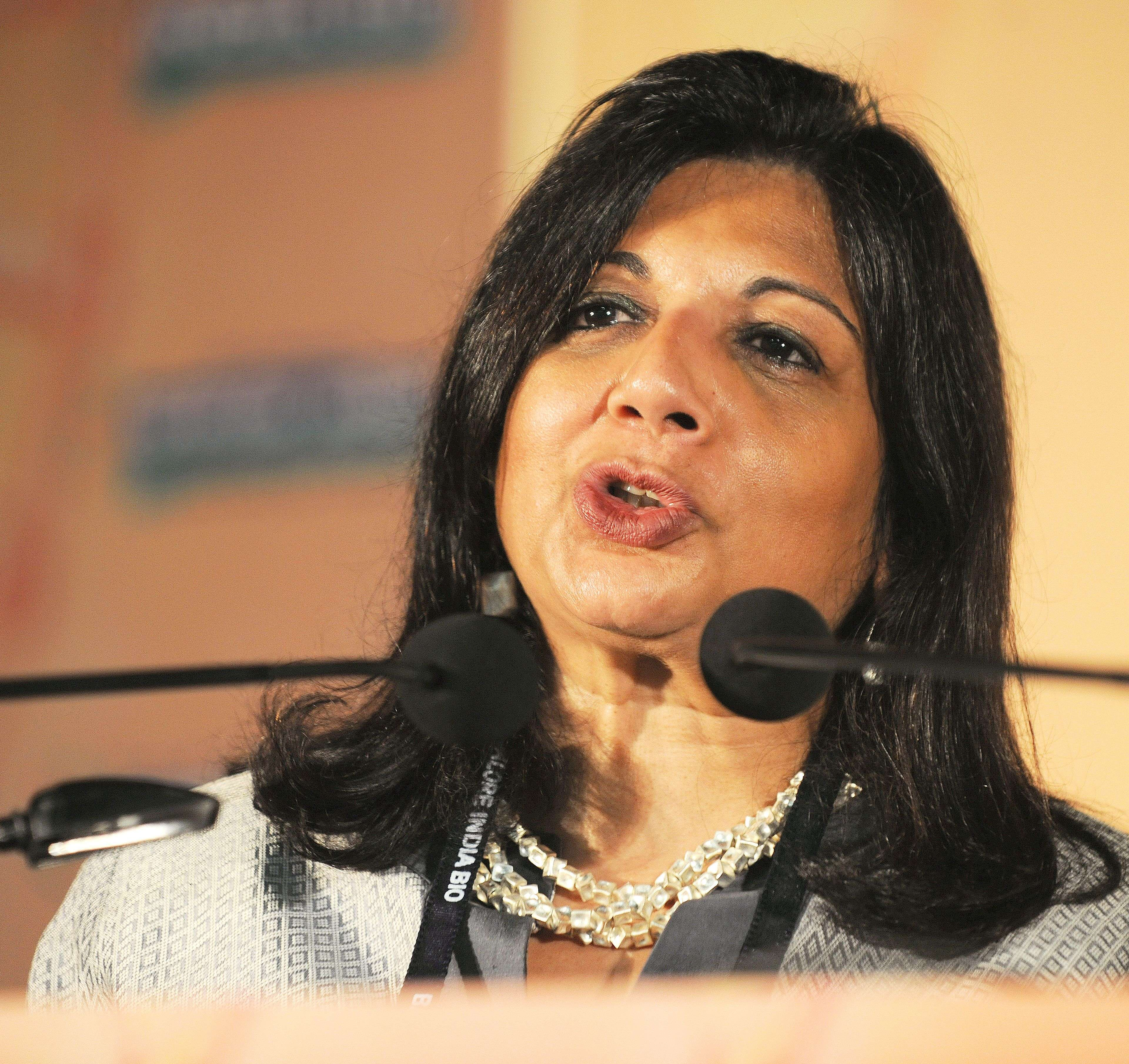 Kiran Mazumdar Shaw conferred with the Order of Australia honour for her contribution towards women in STEM