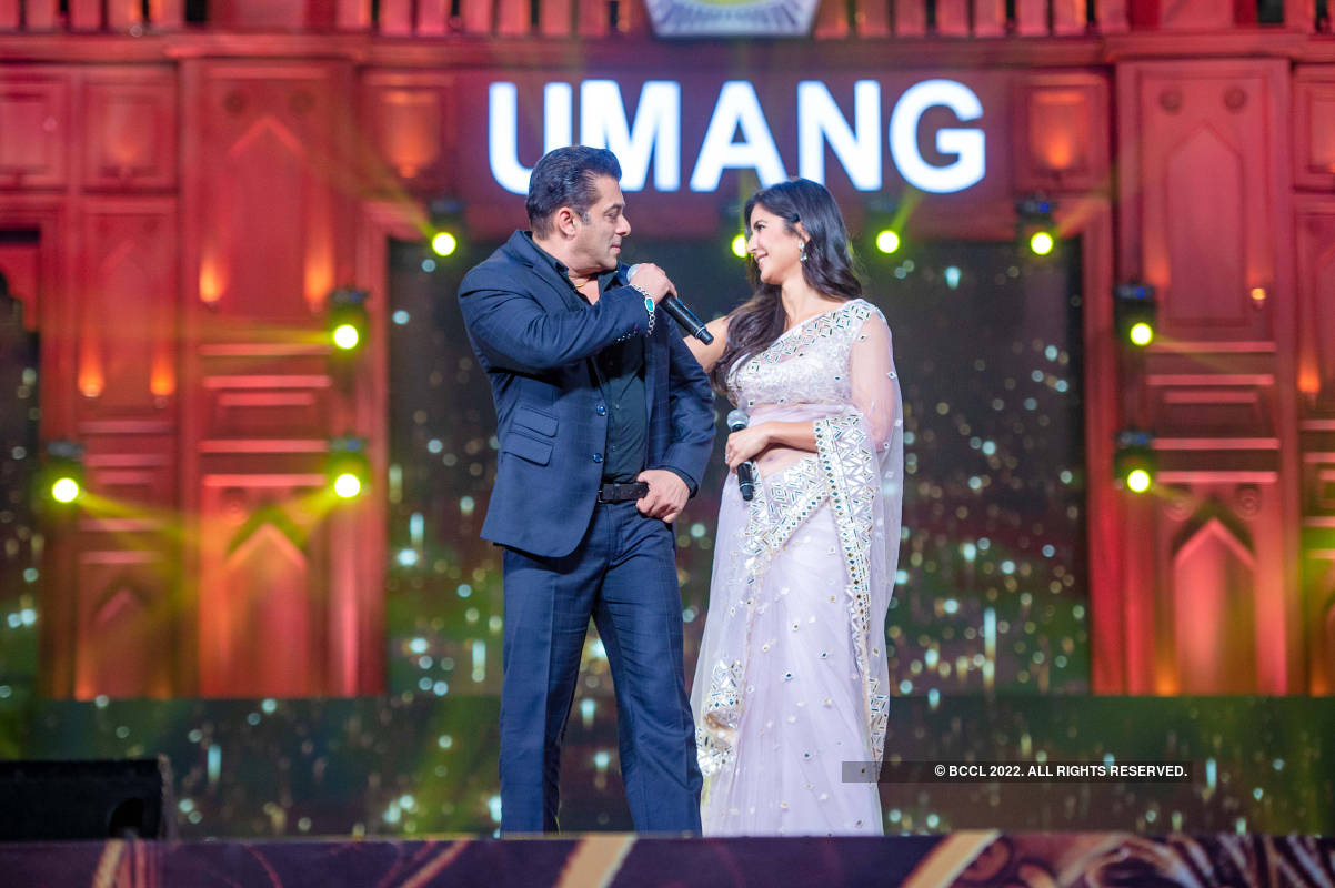 Inside pictures from the star-studded Umang 2020