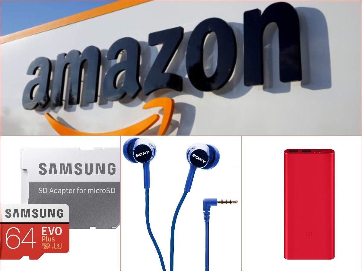 Amazon Great Indian Sale day 3: 25 gadgets from Xiaomi, Samsung, Sony and others selling at Rs 999 and less