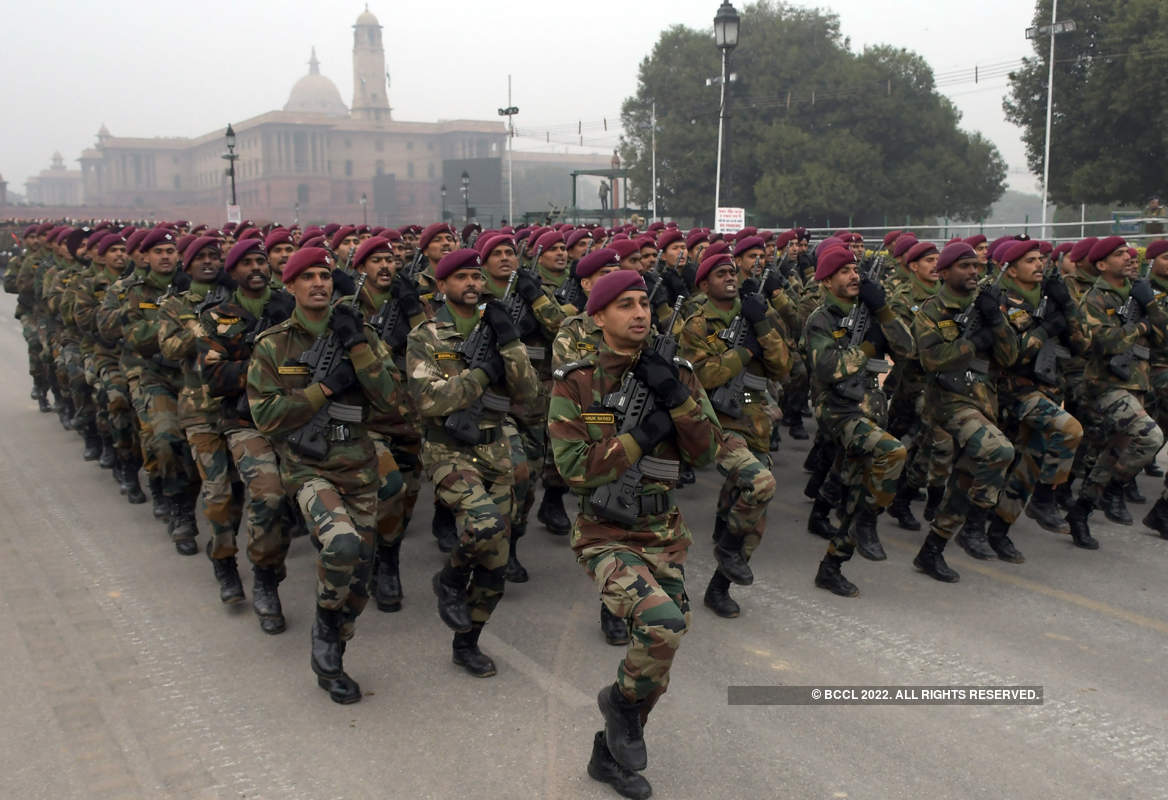 Interesting pictures from Republic Day 2020 parade rehearsal