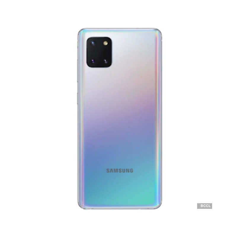 Samsung Galaxy Note 10 Lite launched