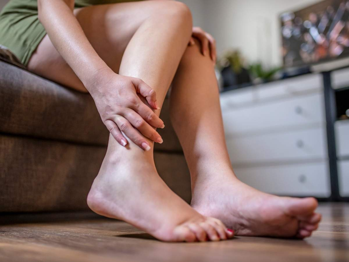 Home remedies to soothe restless leg syndrome | The Times of India