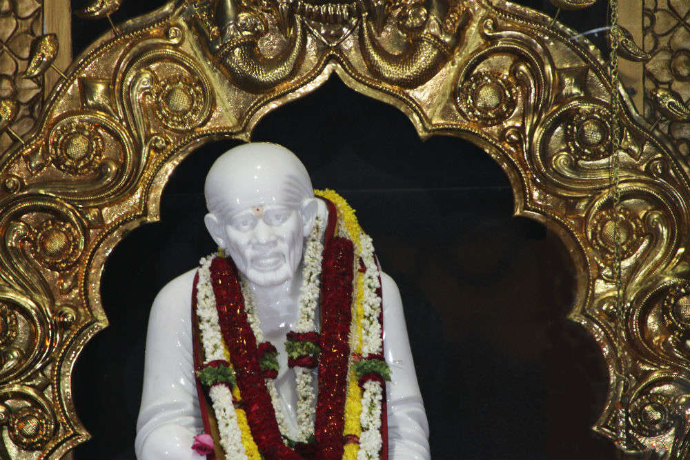 Shirdi Sai Baba Temple consecrated in Trichy | Times of India Travel