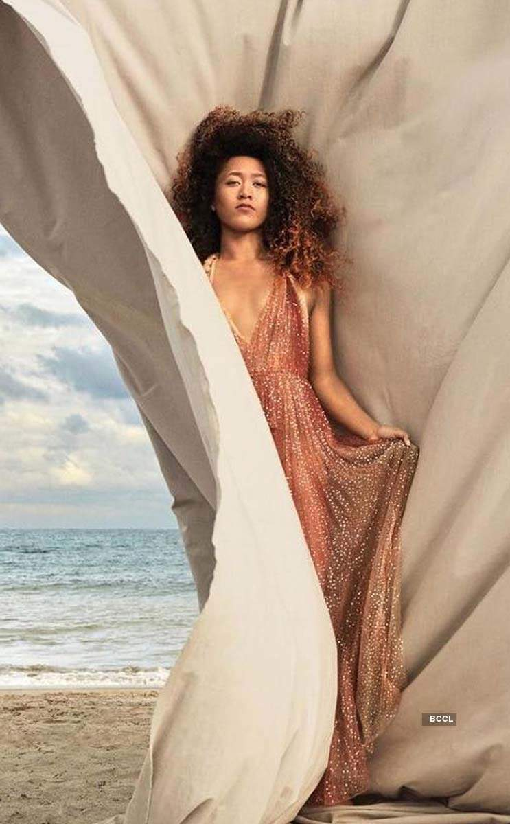 Glamorous pictures of 2020 US Open winner Naomi Osaka