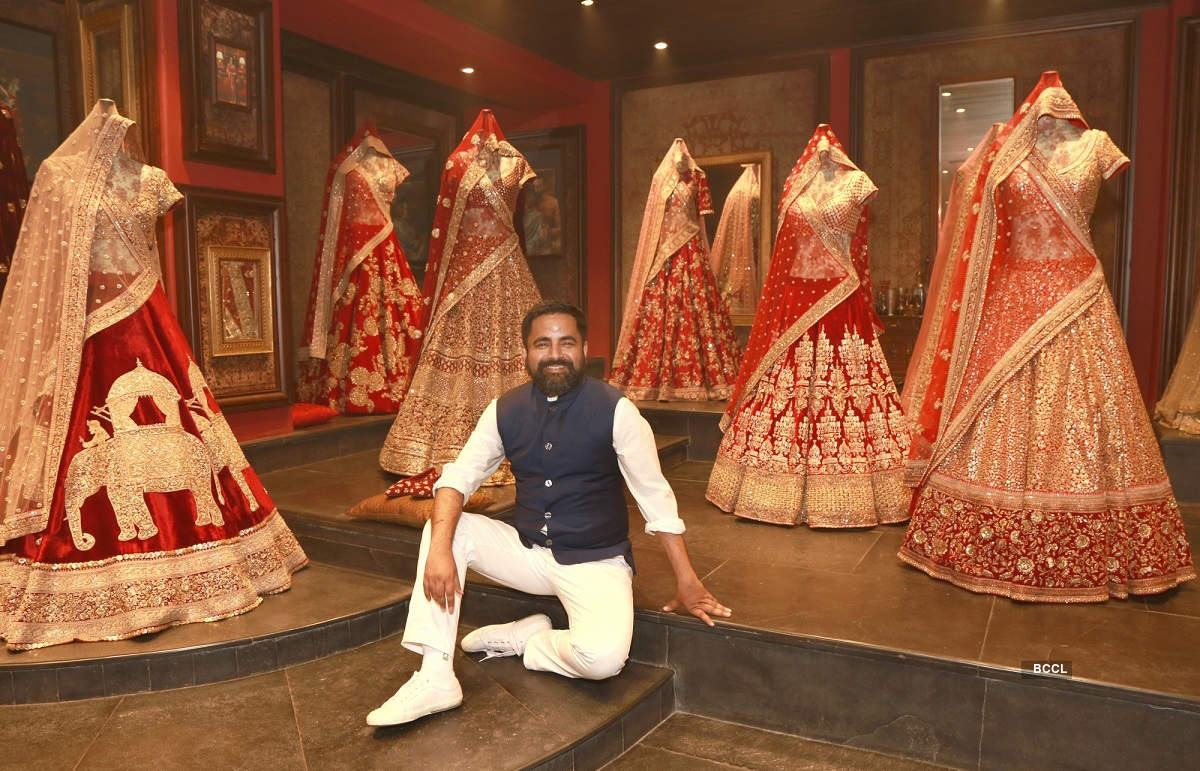 H&M reveals collaboration with Sabyasachi