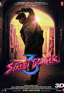 Street Dancer 3d Movie Review An Elaborate Celebration Of Dance