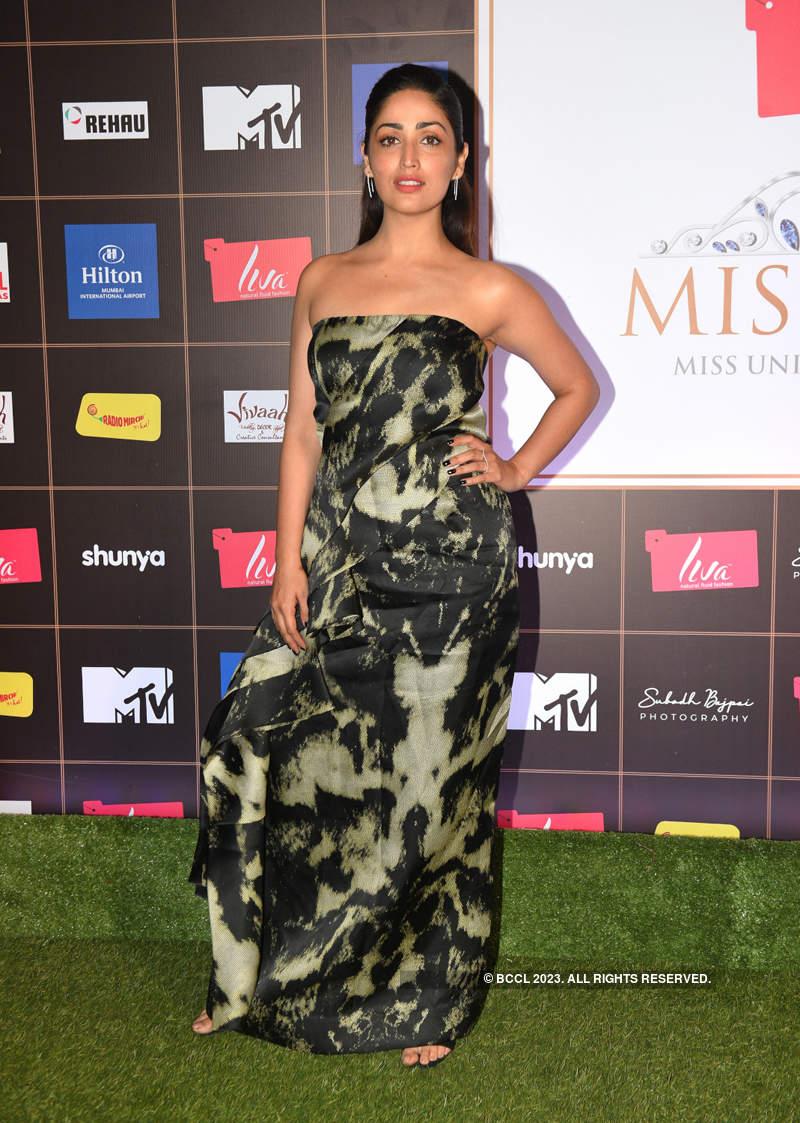 LIVA Miss Diva 2020: Green Carpet