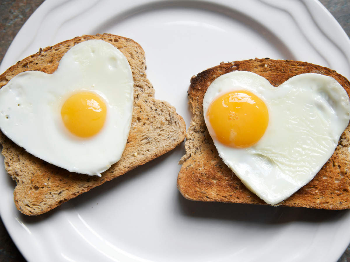 Here Is What Happens To Your Body When You Start Eating 2 Eggs Every Day The Times Of India