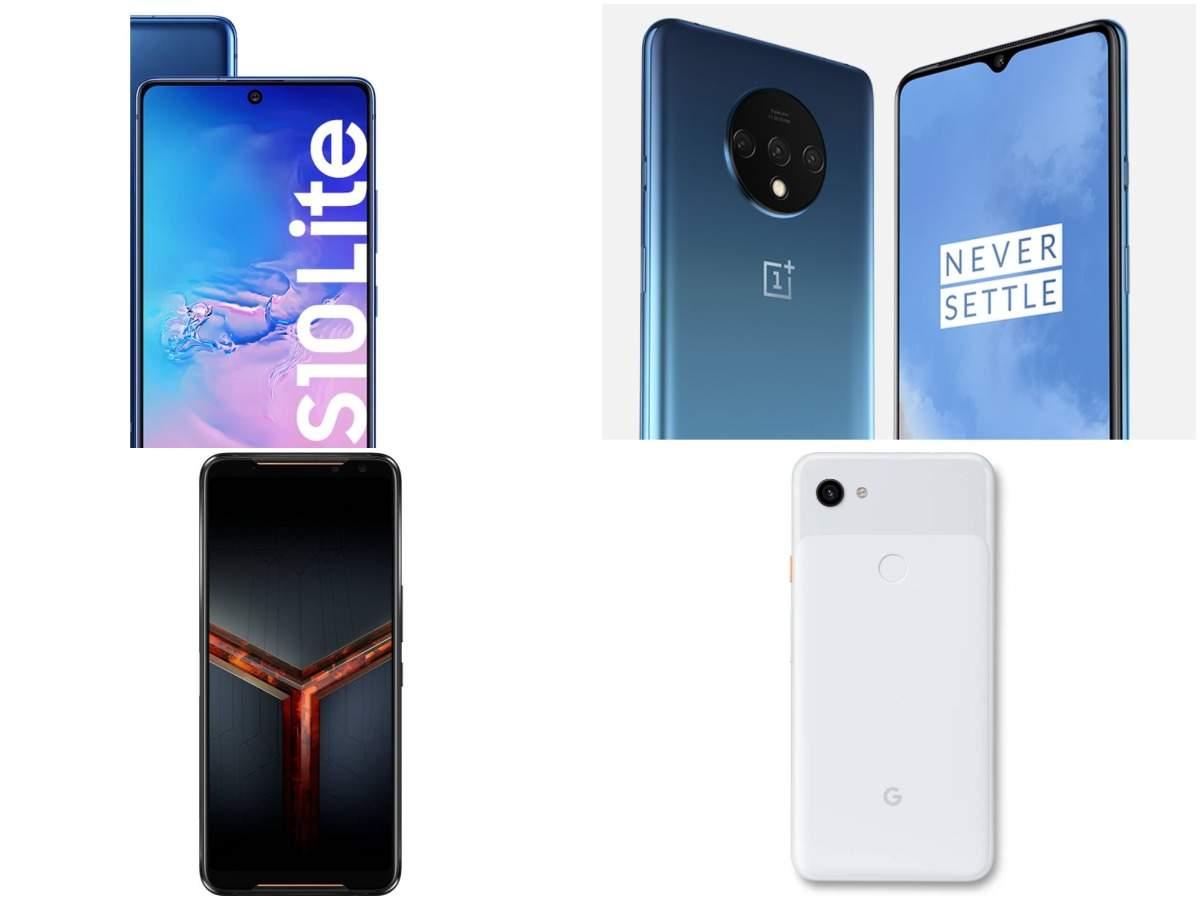 Samsung Galaxy S10 Lite vs OnePlus 7T vs Asus ROG II vs Google Pixel 3a XL: Best smartphone under Rs 40,000