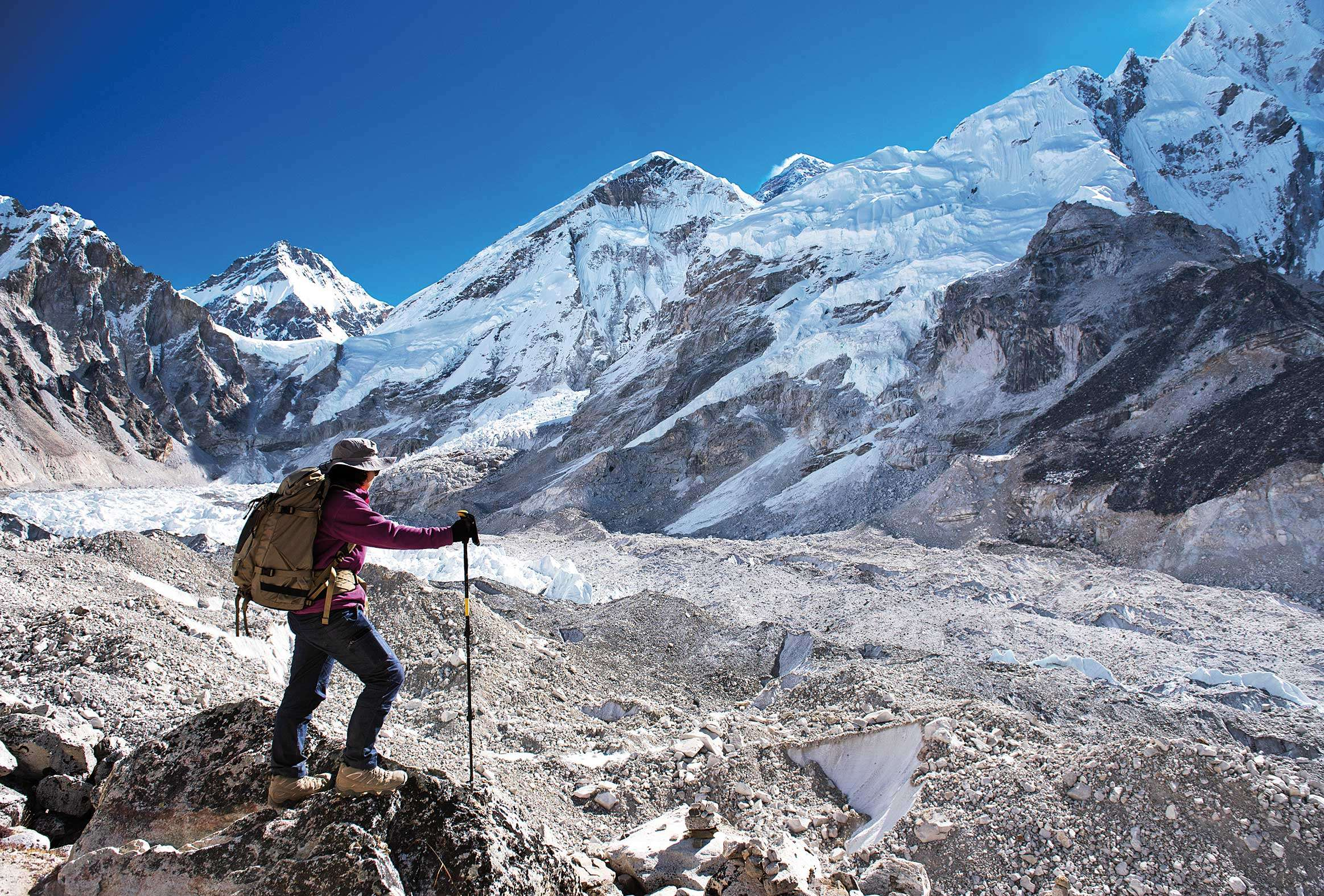 A lot of lesser-known  mountain ranges are  expected to see tourists  this year