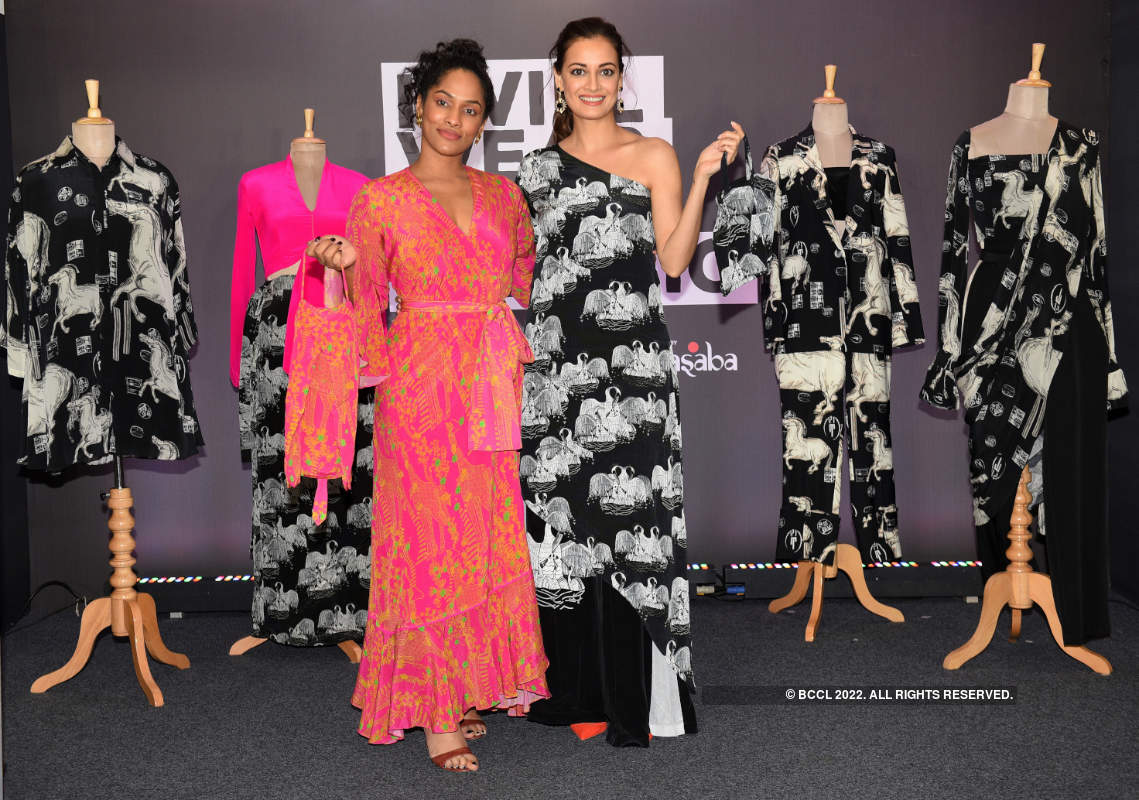 Dia Mirza and Masaba Gupta support the environment in convenient yet fashionable way