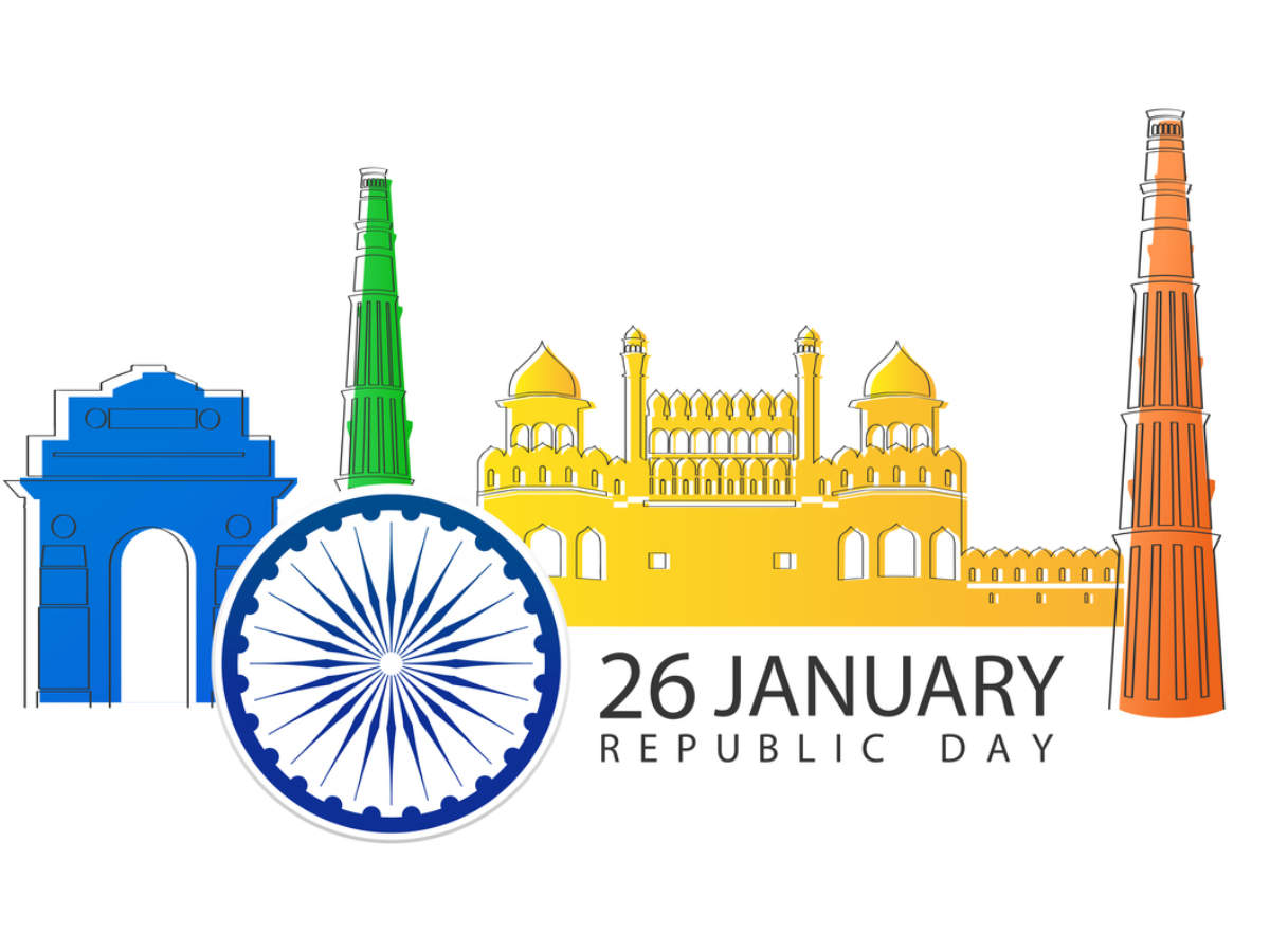 Happy Republic Day 2020: Wishes, Greetings, Wallpapers
