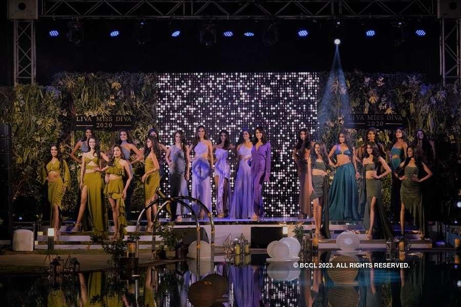 LIVA Miss Diva 2020: Preliminary Event at Hilton Mumbai