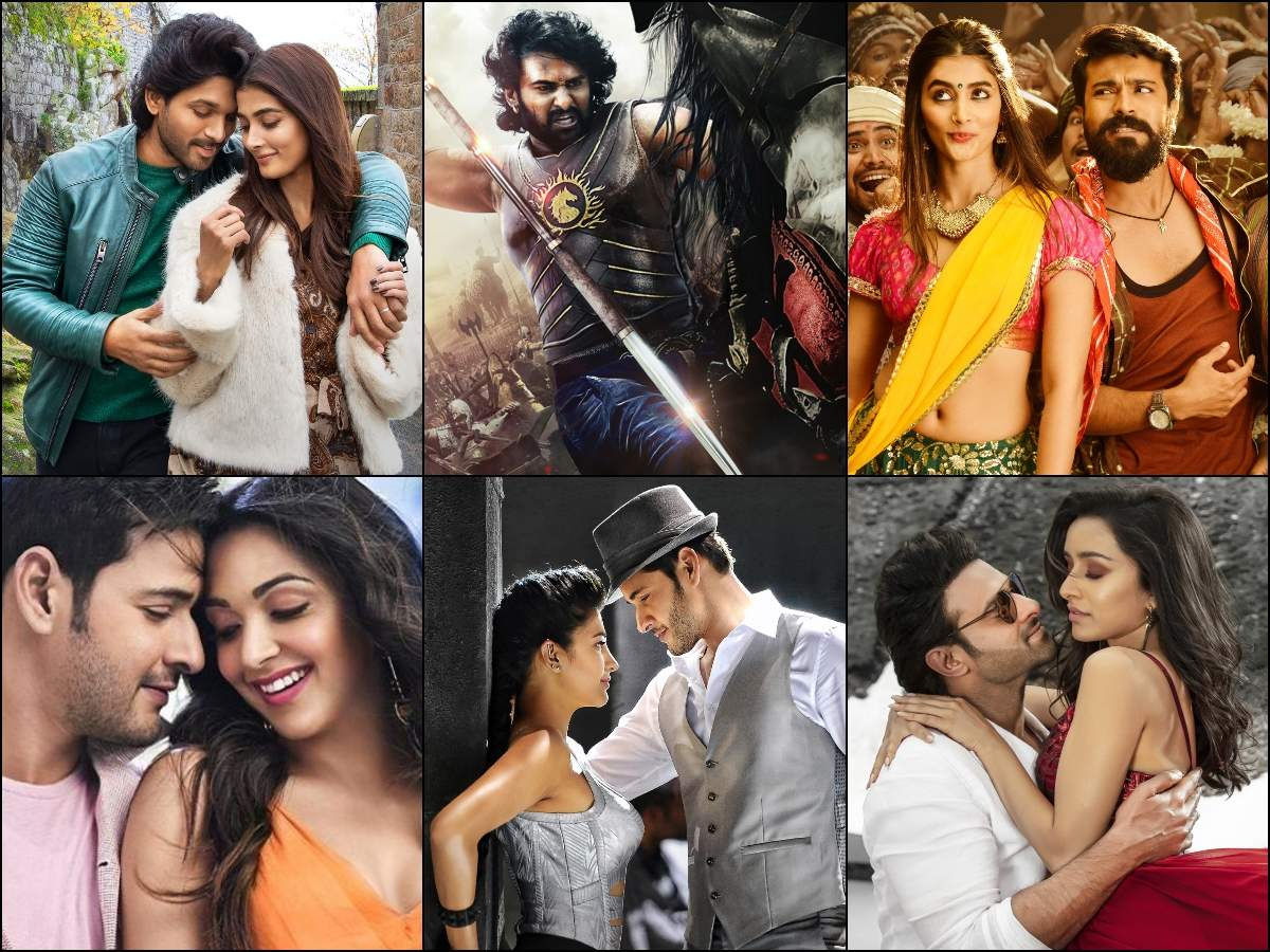 From Baahubali To Ala Vaikunthapurramuloo Top 7 Highest Grossing Telugu Films In The United States The Times Of India