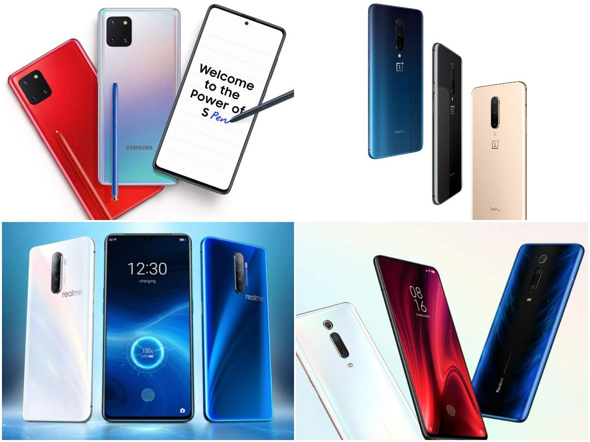 How Samsung Galaxy Note 10 Lite compares to top-end phones from OnePlus, Xiaomi and Realme