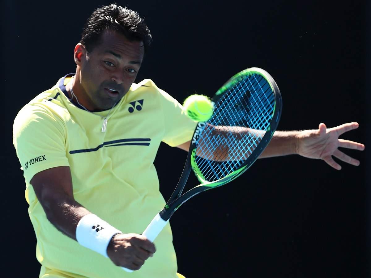 Leander Paes Would Love To Coach Stefanos Tsitsipas To Beat Novak Djokovic In An Australian Open Final