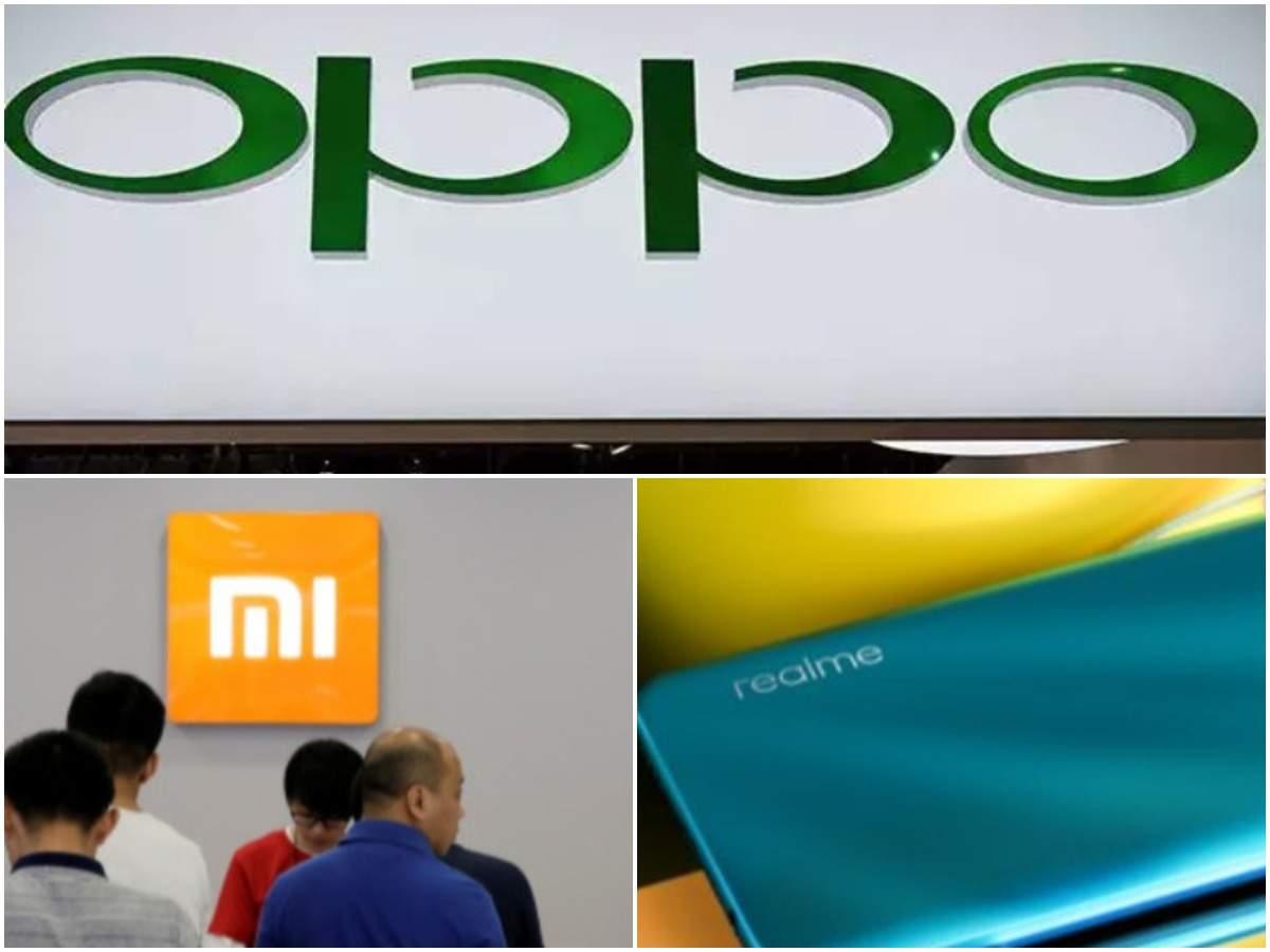 5 biggest smartphone companies in India
