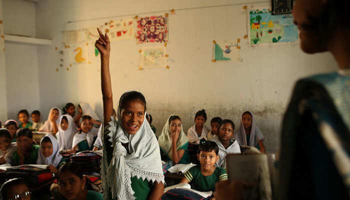 Urdu-medium schools in Karnataka introduces English section