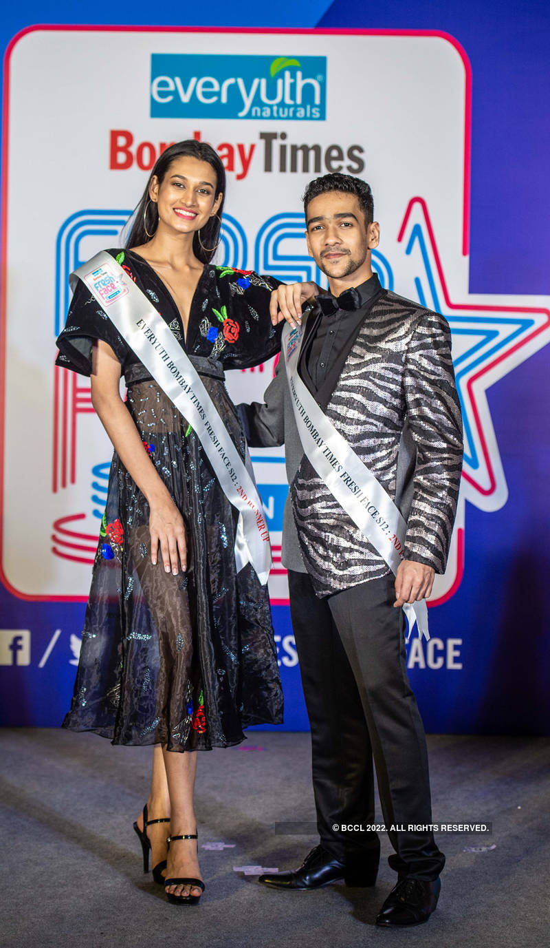 Everyuth Bombay Times Fresh Face Season 12: Winners