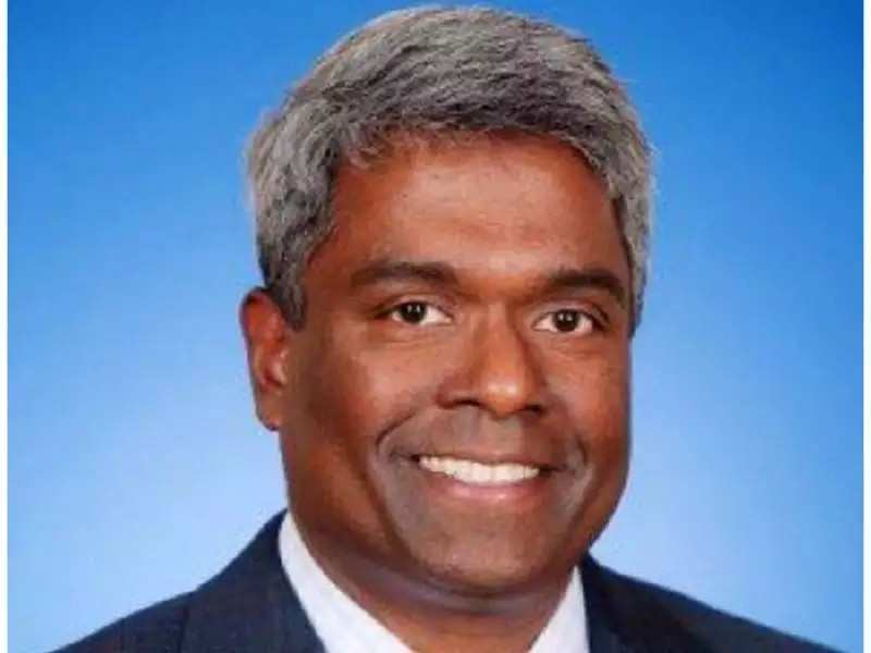 George Kurian, CEO and president, NetApp