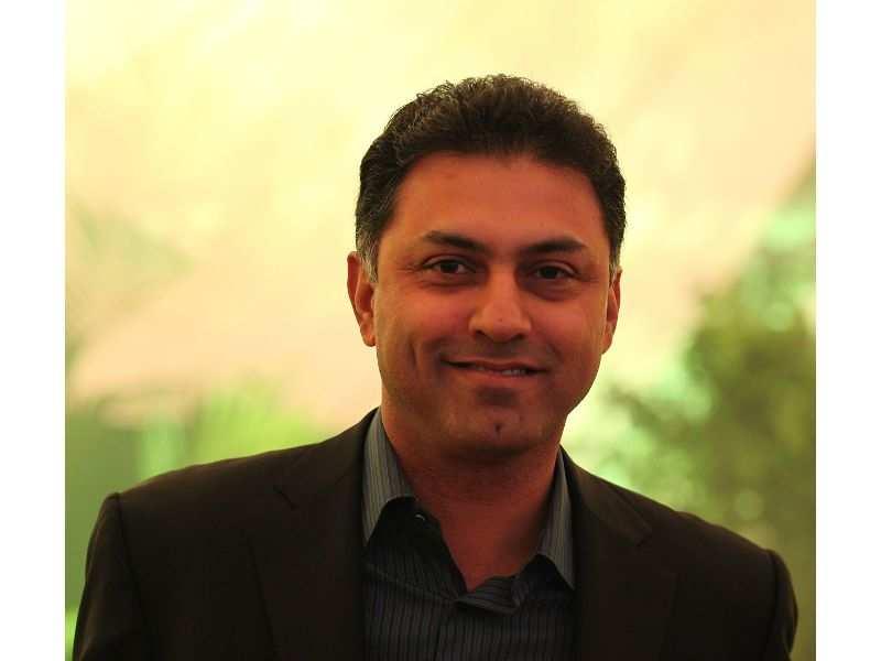 Nikesh Arora, CEO, Palo Alto Networks