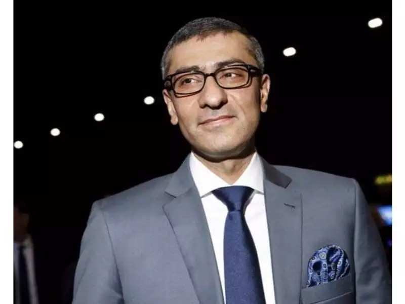 ​Rajeev Suri, CEO and president, Nokia