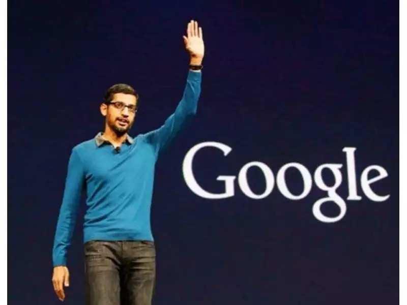 Sundar Pichai, CEO, Alphabet