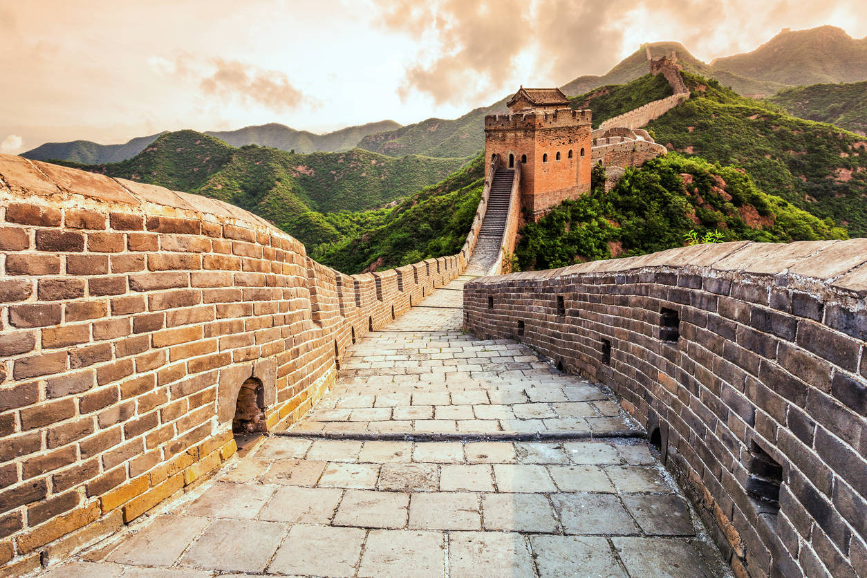 Coronavirus - China shuts down a section of the Great Wall; McDonald's  suspends operations in five Chinese cities | Times of India Travel