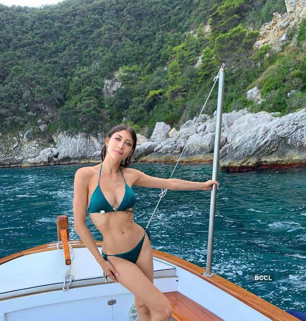 Spain's Nicole Menayo crowned Top Model of the World 2019