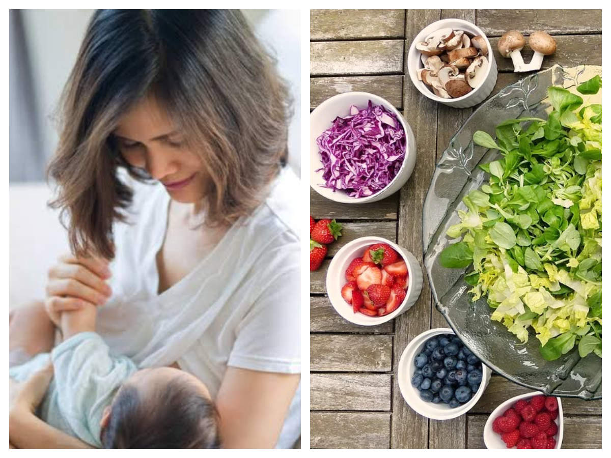 Essential foods for breastfeeding mothers