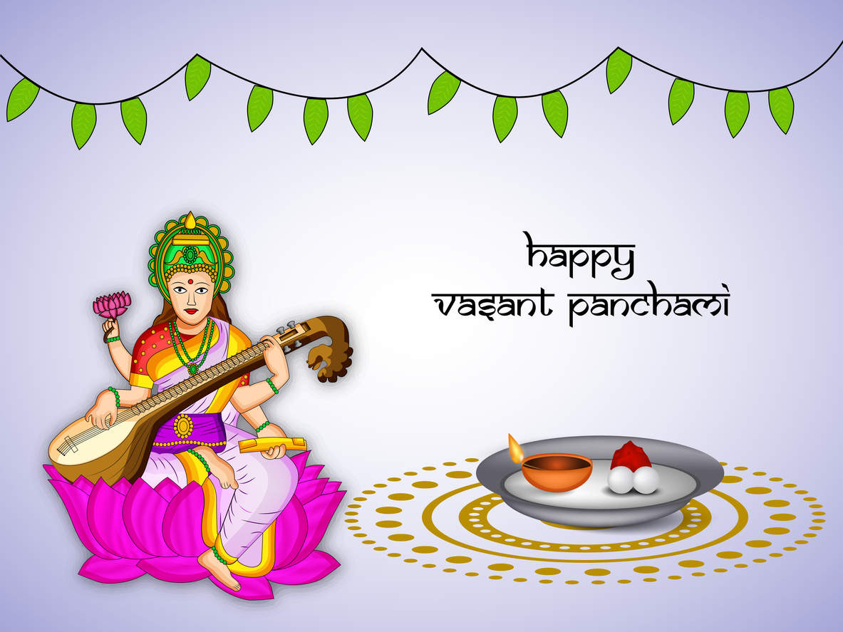 Happy Vasant Panchami 2020: Messages, Cards, Greetings