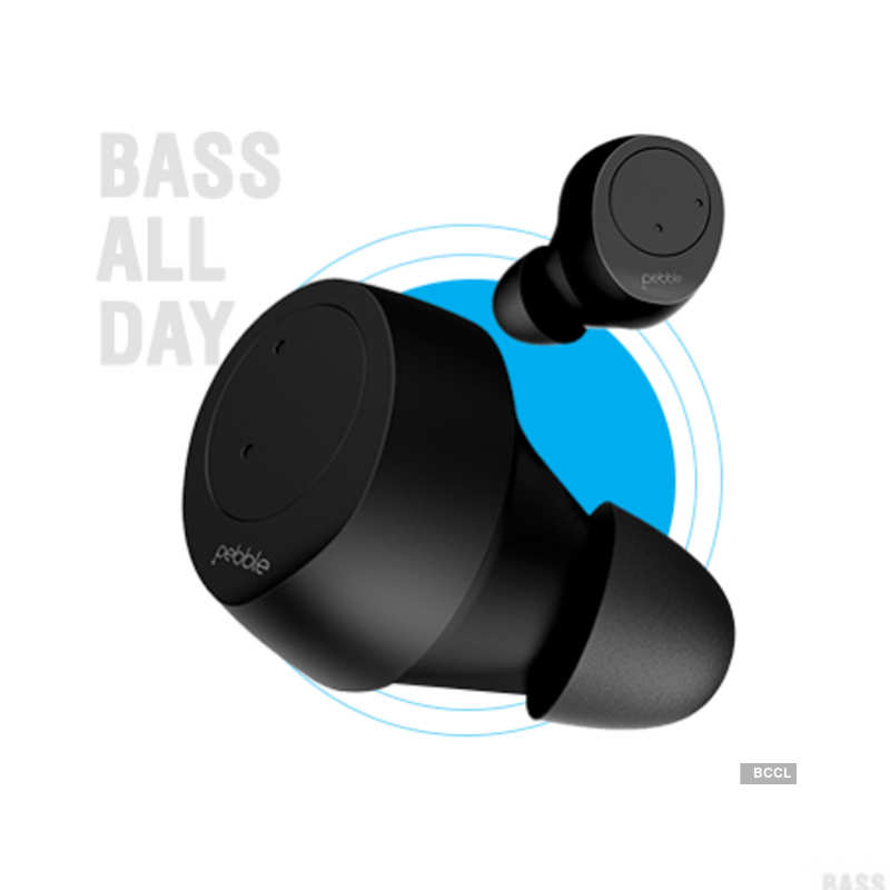 Pebble Twins wireless earpods launched