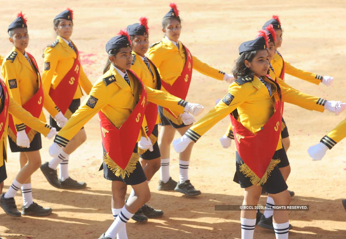 Bengaluru's Republic day parade in pictures