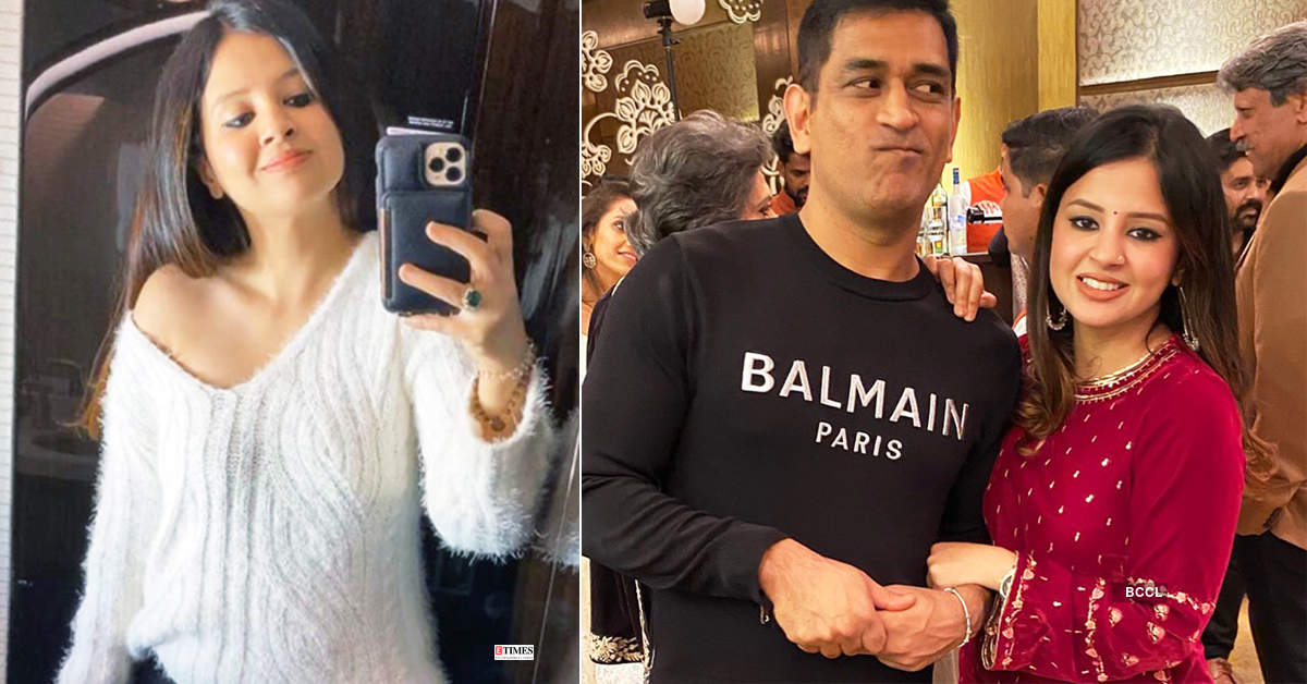 MS Dhoni's wife Sakshi Dhoni is a true fashion inspiration