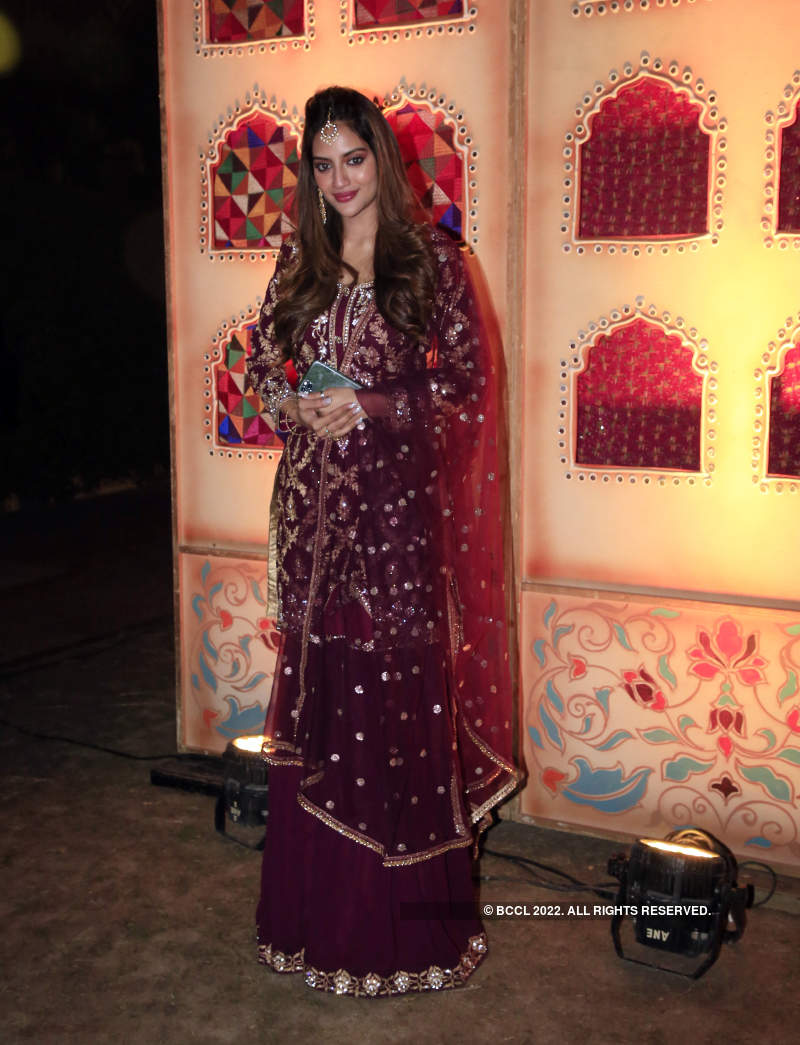 Celebs ring in Lohri with bhangra, fun and food
