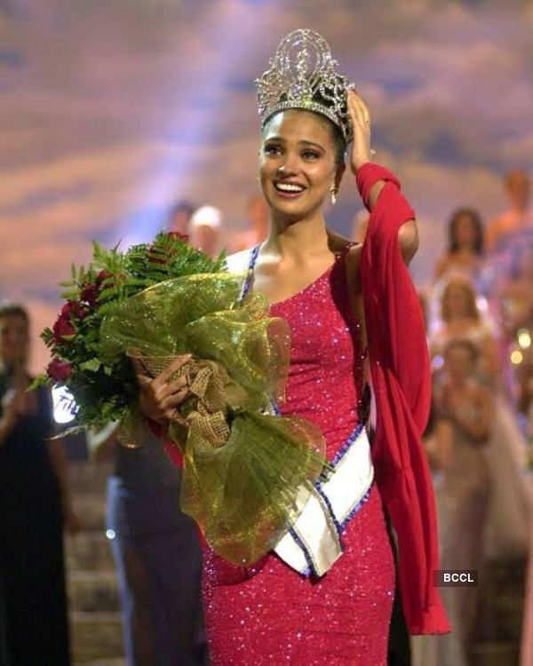#Throwback Thursday: Lara Dutta's priceless Miss Universe moments 