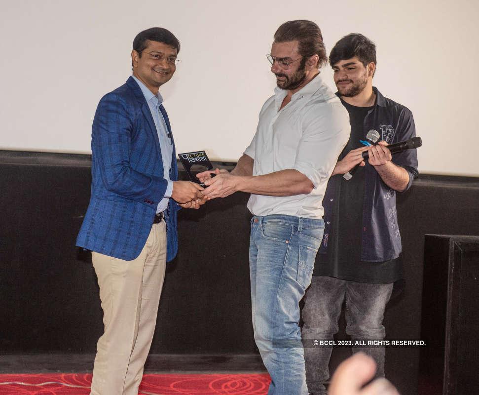 Katrina Kaif and Salman Khan's family support children's cinema for change