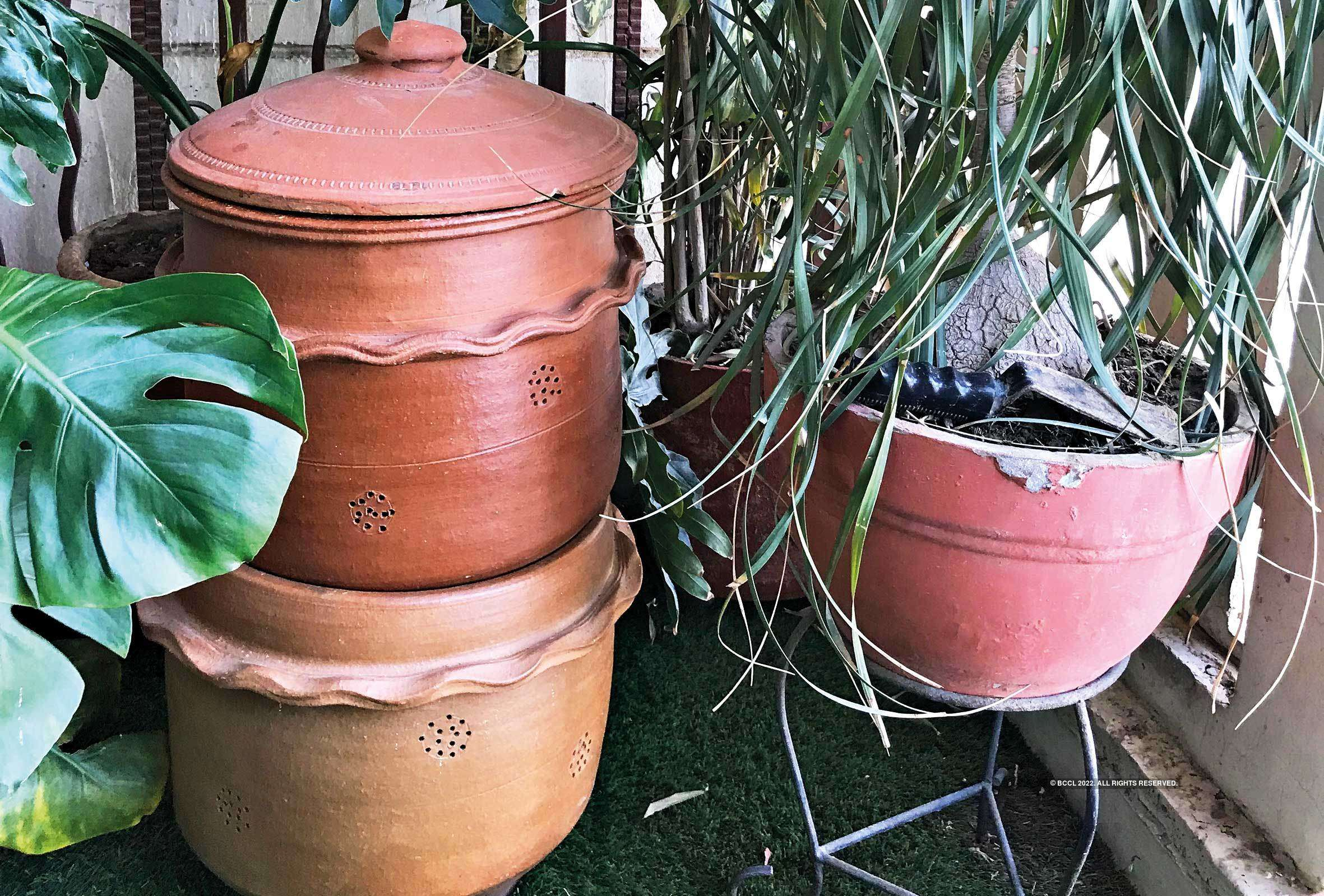 Home composting: The sustainable, easy solution